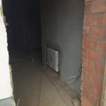 Отопление коридора
